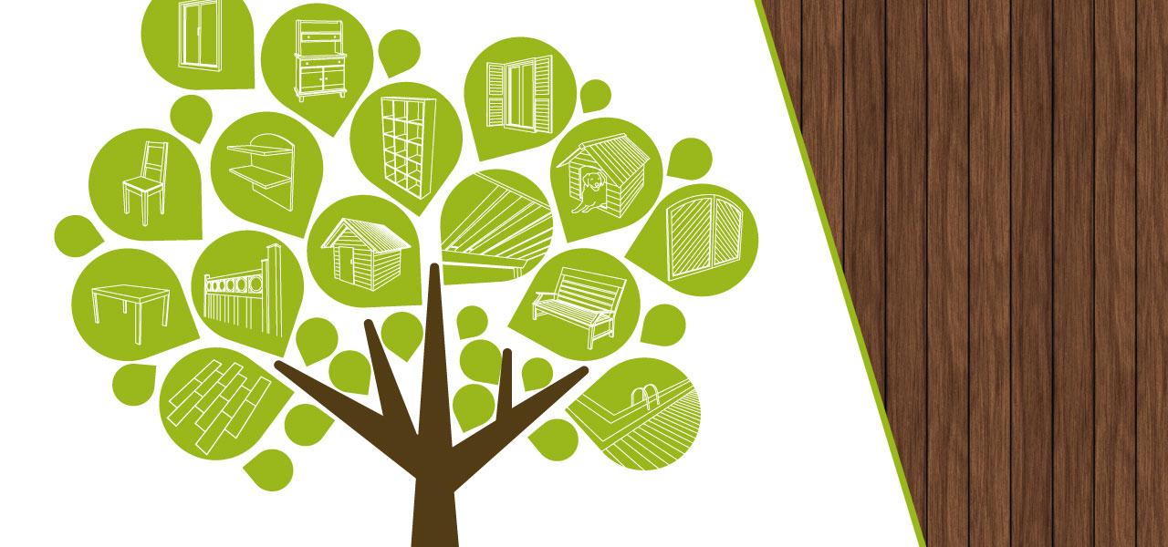 La cura del legno con Rio Verde
