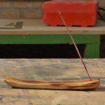 portaincenso in legno
