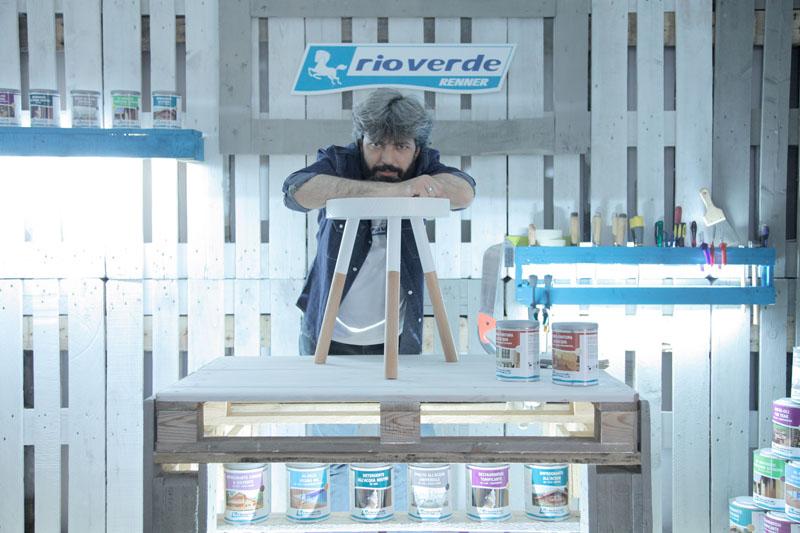 realizzare uno sgabello in legno 3