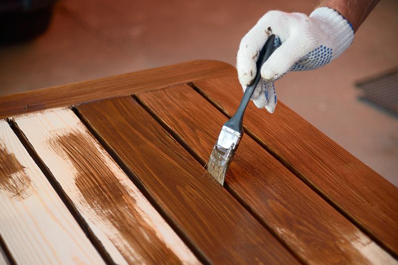 Impregnanti per il legno guida alla scelta e all utilizzo - Pittura idrorepellente per esterni trasparente ...