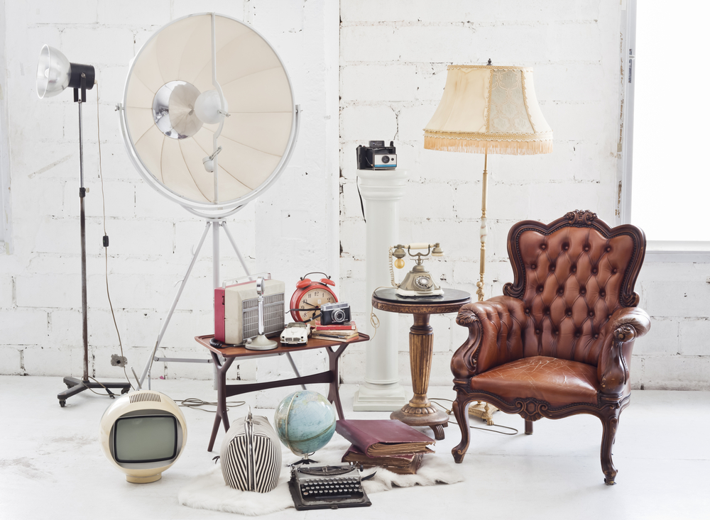 vernici shabby e accessori vintage