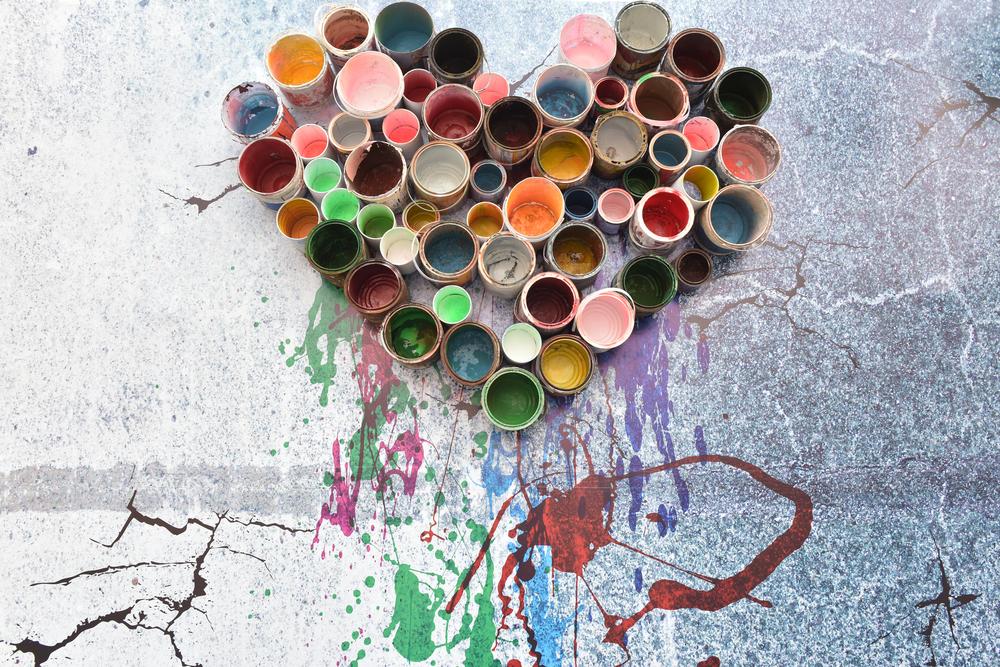 come smaltire la vernice per il legno