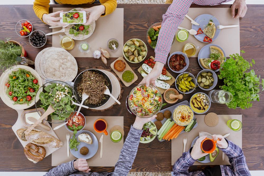 aiutare il pianeta consumando più alimenti vegetali