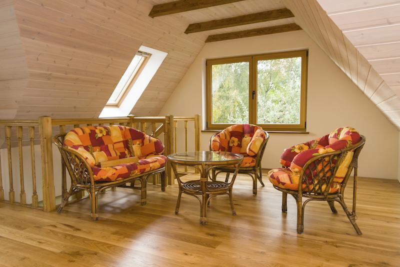 Interesting come verniciare traini legno a vista with for Costo delle travi a vista