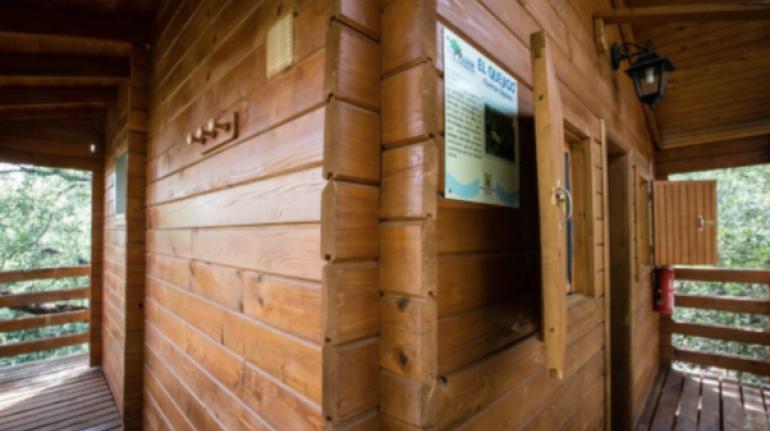 Case in legno lodge in Spagna