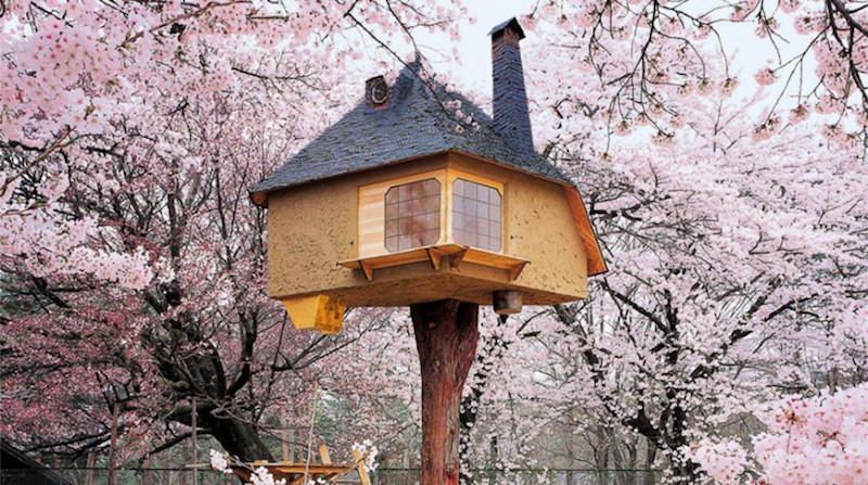 case in legno di design