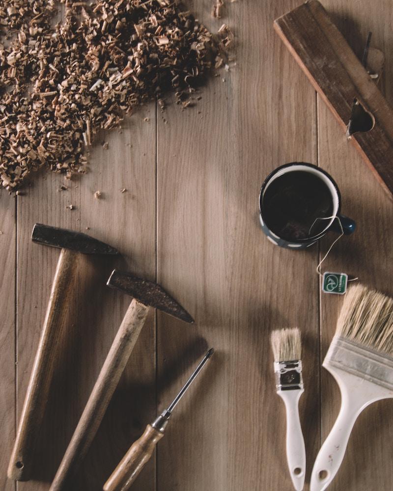 Idee Creative Per La Casa vernice per legno ad acqua in 5 idee creative per la nostra