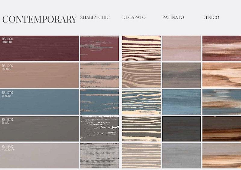 Pittura Per Esterni Grigia : Vernici per legno colori e tendenze nella nuova linea vintage