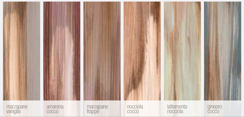 effetto etnico su legno
