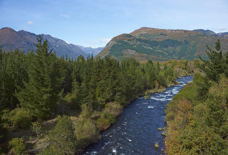 Il fiume per cui lottò Alberto Curamil