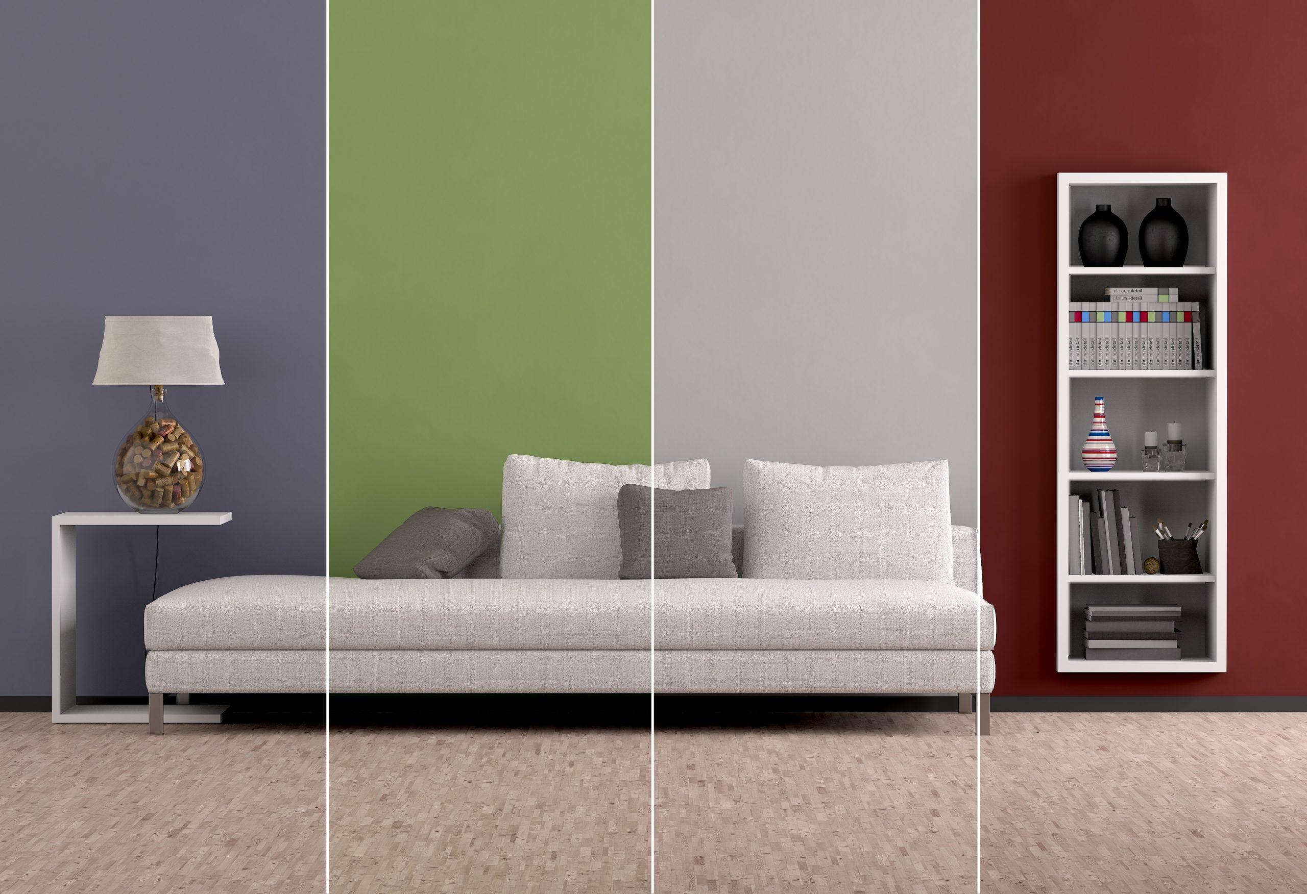 Come Ingrandire Una Stanza Con I Colori Rio Verde