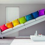 Come ingrandire una stanza con i colori