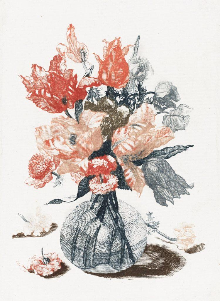 Immagini romantiche per San Valentino: fiori di Johan Teyler
