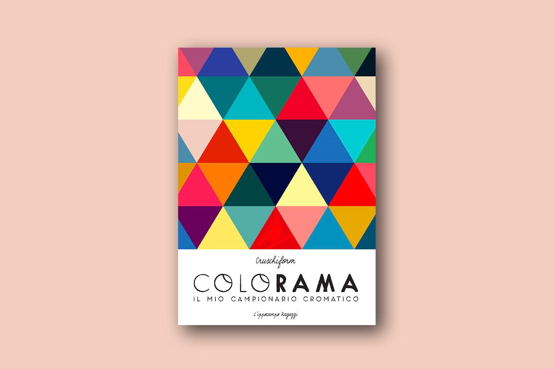 Libri sui colori - Colorama, di Cruschiform