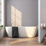 Le tendenze per le piastrelle del bagno