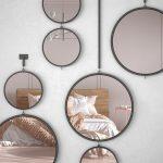 Decorare la casa con gli specchi